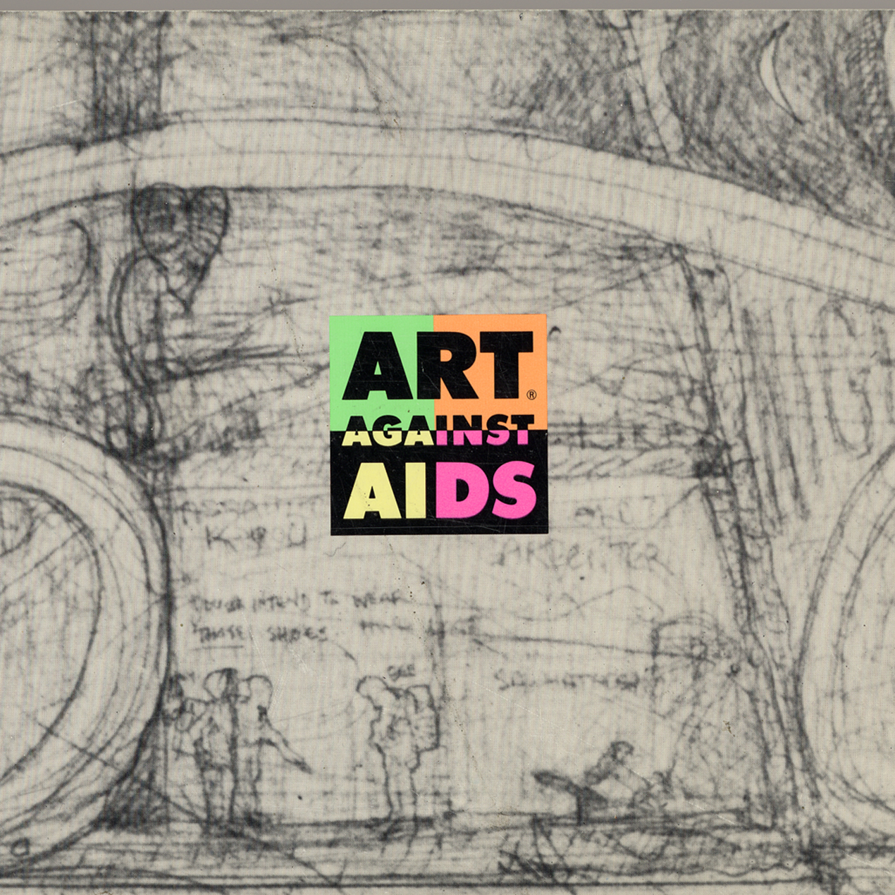 Artists Against AIDS catalog