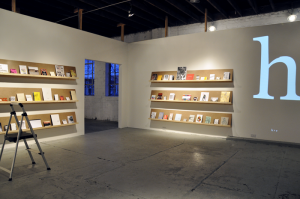 Image from Book Store Exhibition