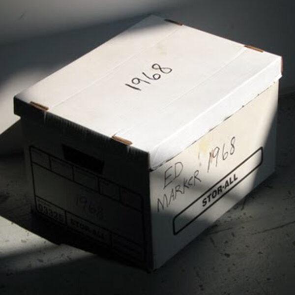 Ed Marker's 1968 Box