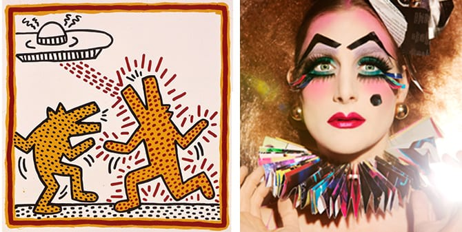 Fauxnique Haring