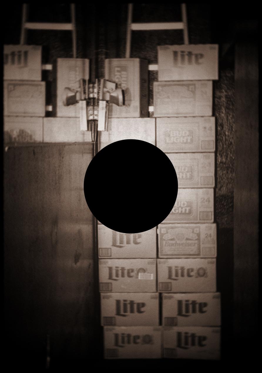 Stack of Lite Beer