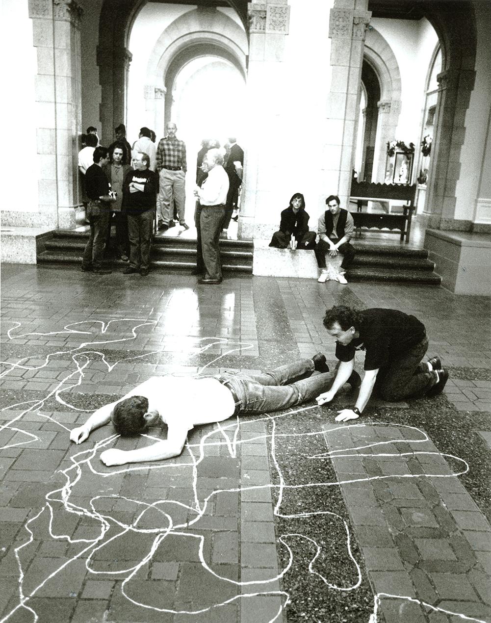 photo of Die In De Young 1992