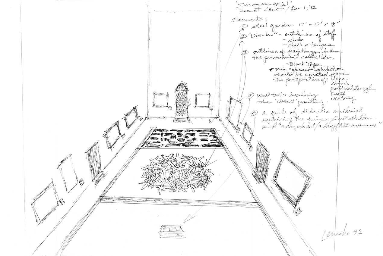 Drawing of Immemorial