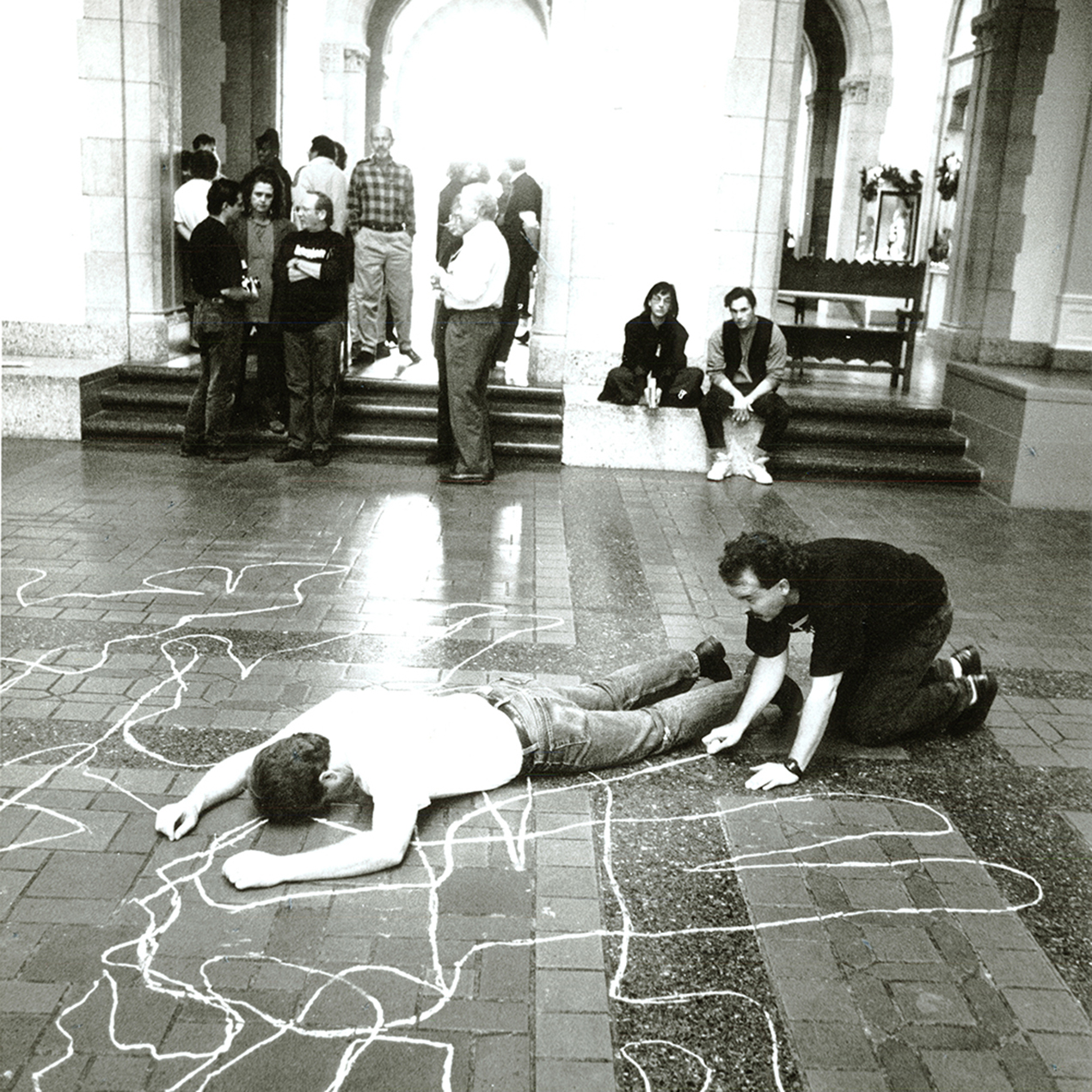 Die in at the De Young 1992