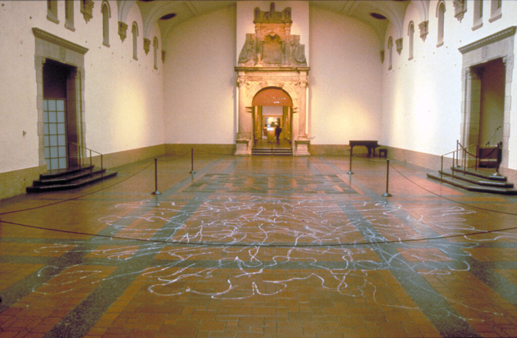 Immemorial de Young Museum 1996