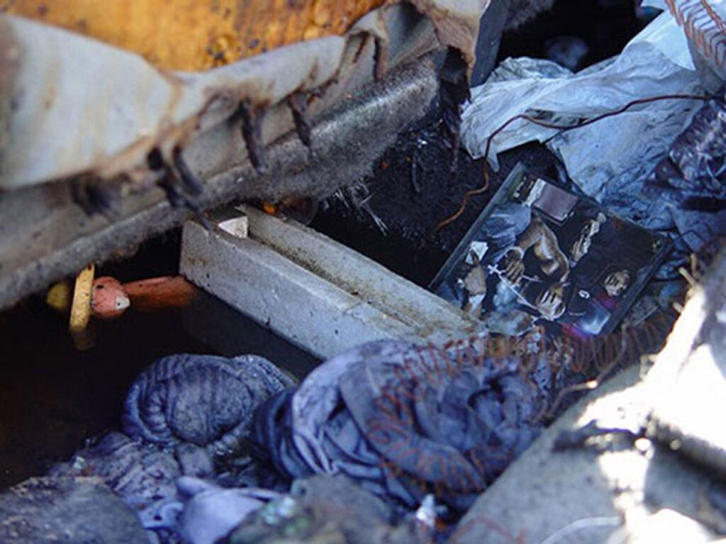 Jaime Cortez image concerns cultural violence
