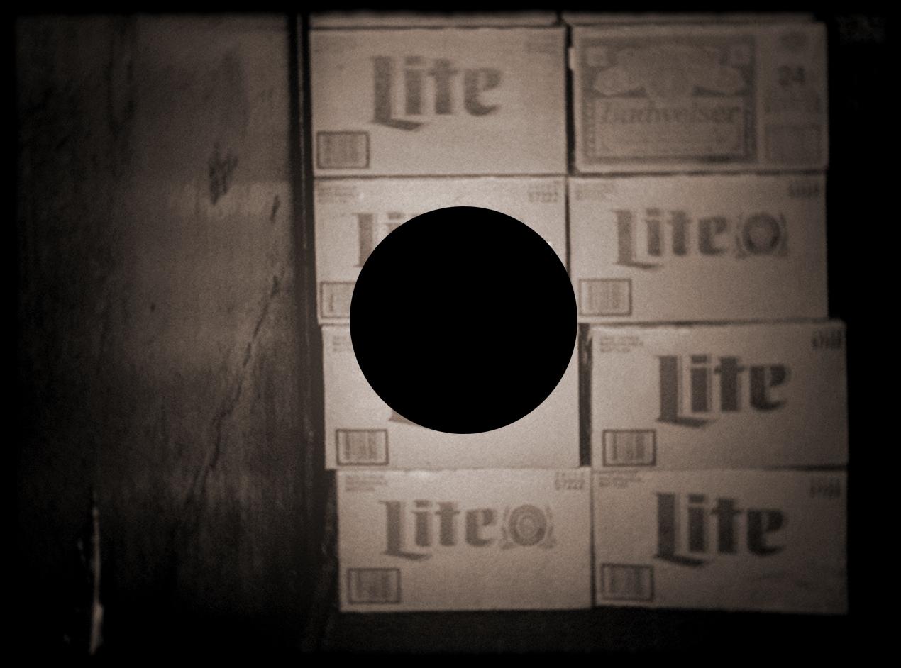 Beer Boxes of Lite