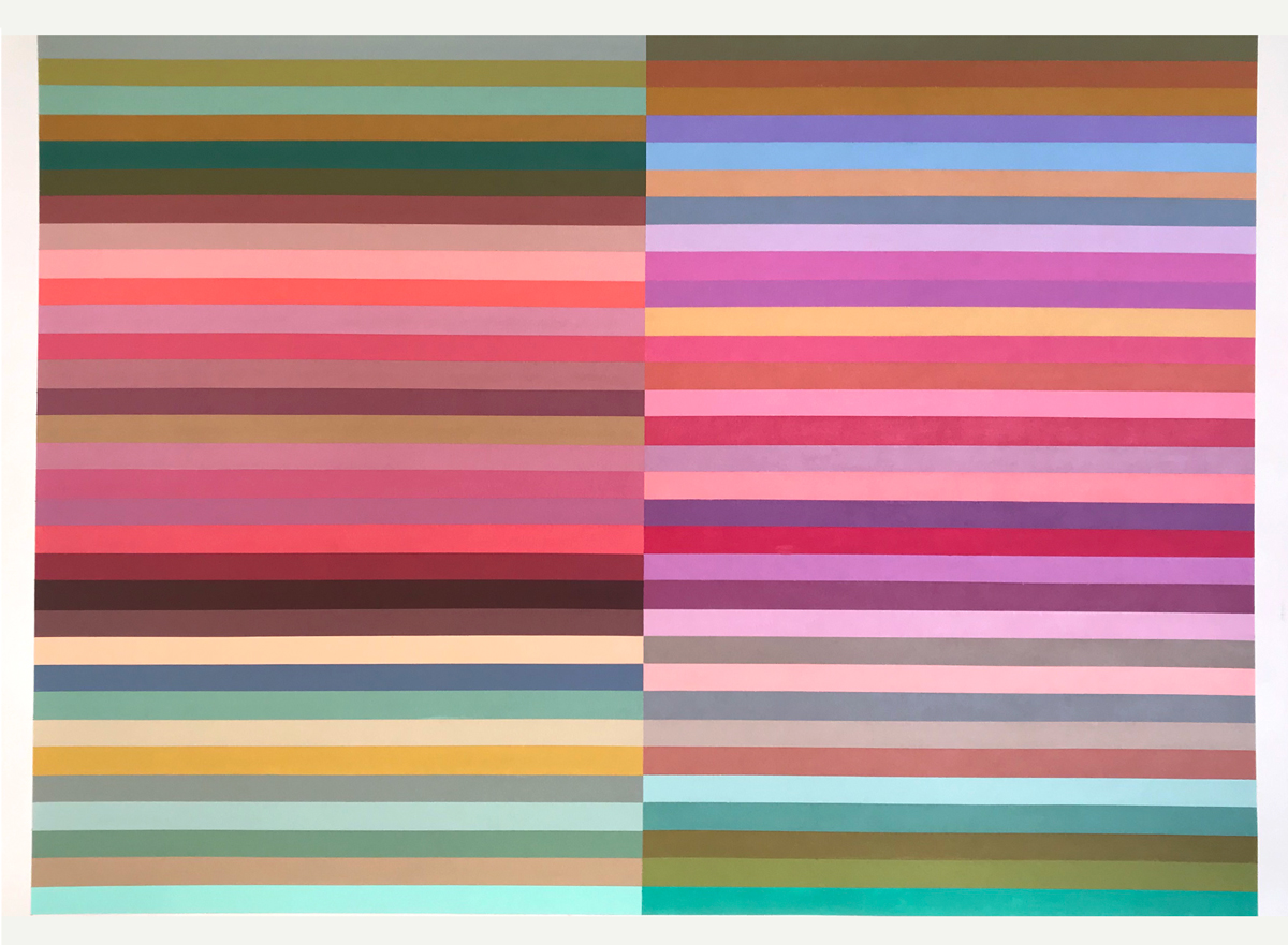 Stripe Painting