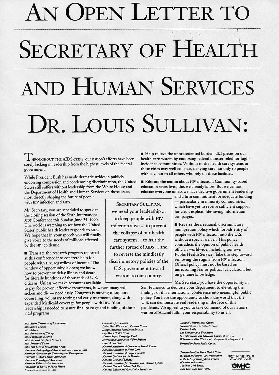 Letter to Lou Sullivan