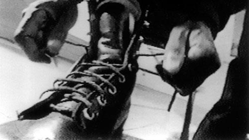 still image from Lourdes Portillo's film