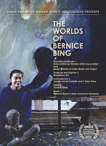 film poster for Bernice Bing