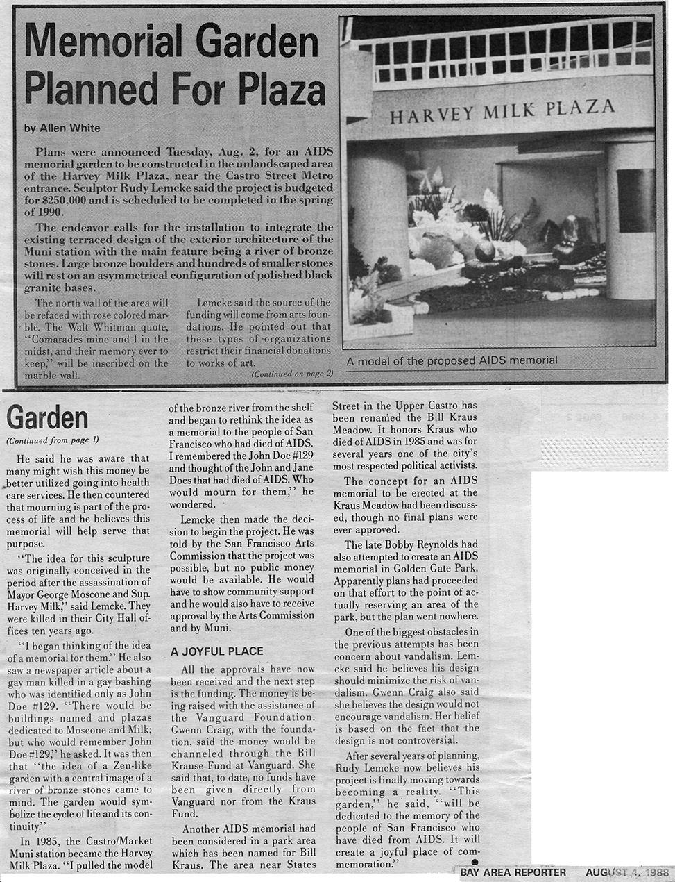 News BAR 1988