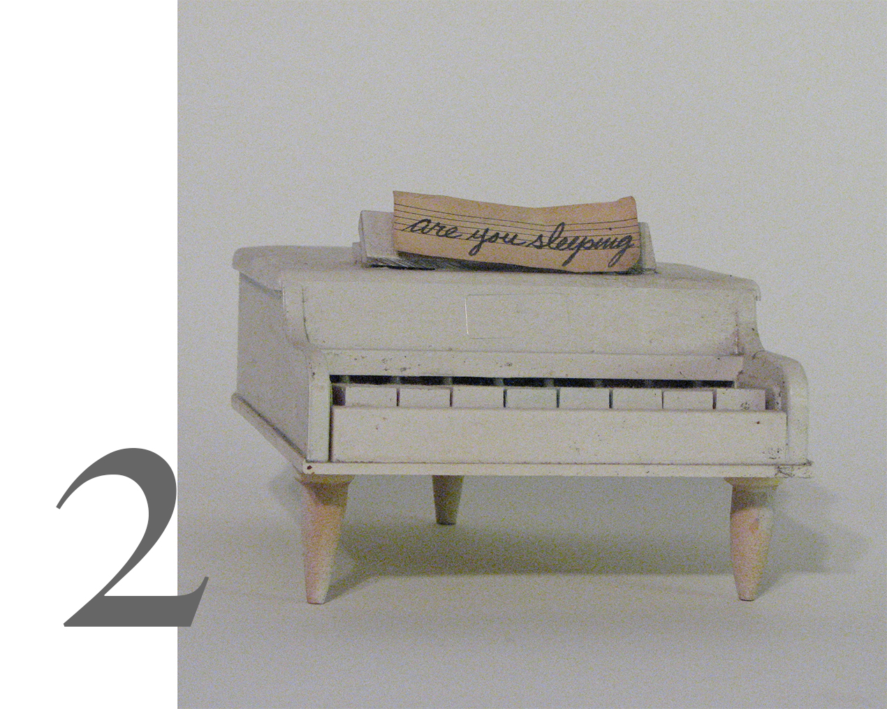 Image of toy piano