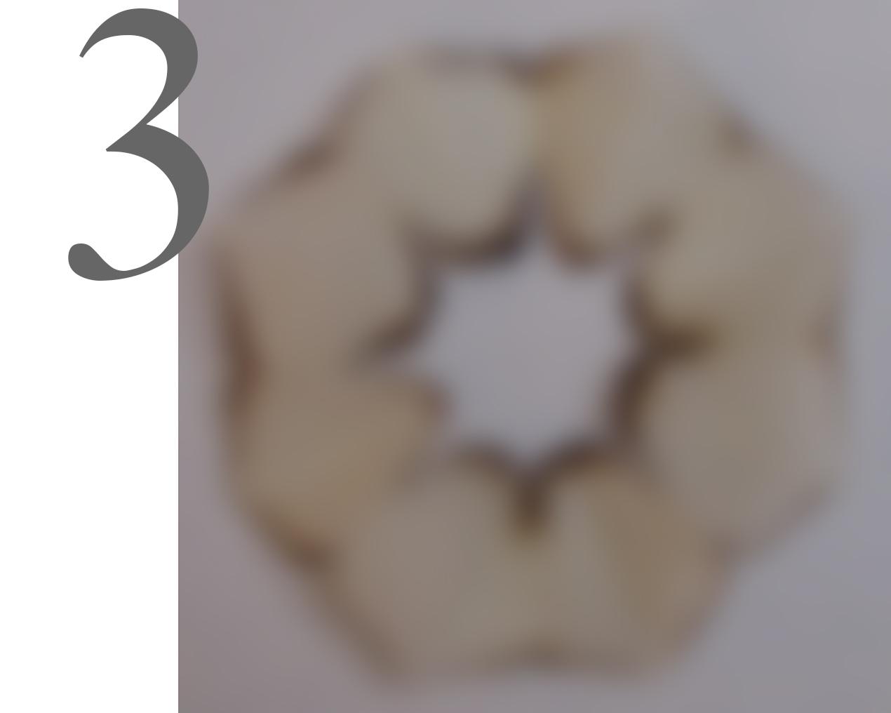 image of burnt snowflake