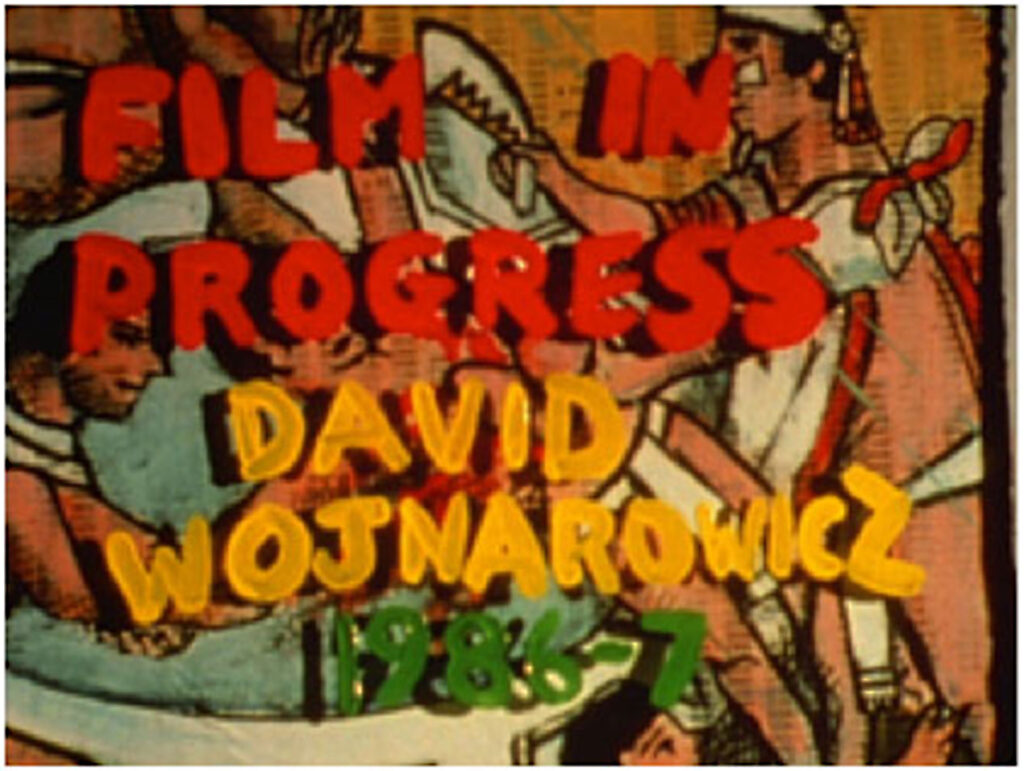 Davud Wojnarowicz: concerning cultural censorship and violence
