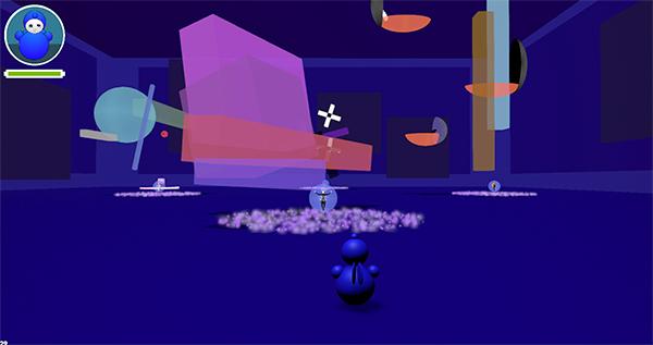 Blue Overworld