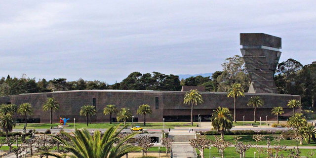 de Young Museum Golden Gate Park