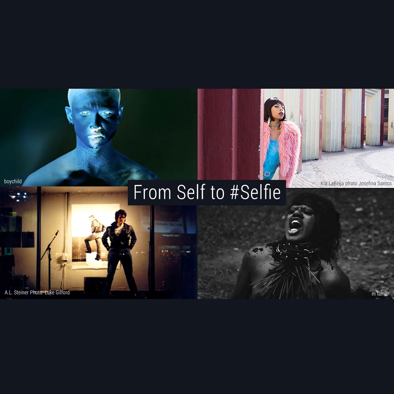 From Self to Selfie